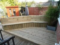 Reeves Maintenance - fencing, decking, carpentry and general property maintenance