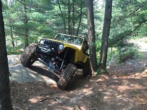 2004 LCoG Hemi'd TJ Rubicon on 40's / ORI's / Hylined, etc....