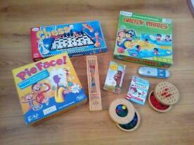 Childrens games, some new