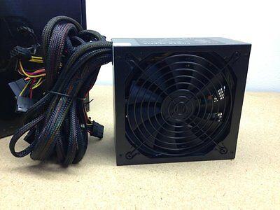 Quiet 1050 Watt 1050W for Intel AMD PC ATX Power Supply Quad SLI SATA Dual 12V