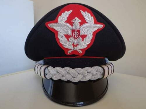 Italy, Carabinieri General hat