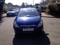 Spares or repairs Peugeot GLX 2002