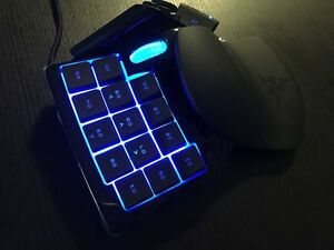 Brand New Razor Nostromo PC Gaming Keypad