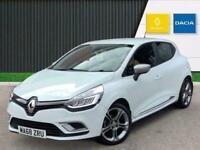 2018 Renault Clio 0.9 Tce Gt Line Hatchback 5dr Petrol s/s 90 Ps Hatchback PETRO