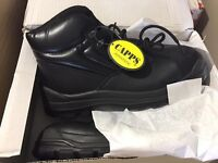 Brand New size 9 Capps Safety Work boots