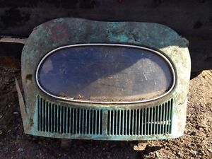 Very Rare Volkswagen Beetle VW Oval Back Window
