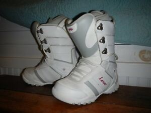 Womens Lamar Snowboard Boots - Gently Used!