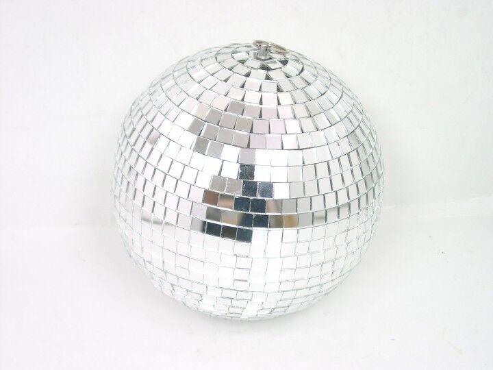 Spiegelkugel 10cm // Discokugel - Mirrorball 10cm
