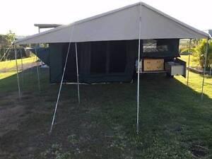 2010 O'Mara's Off Road Camper Trailer Rockyview Rockhampton Surrounds Preview