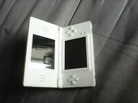 Nintendo DS lite - White - Works Perfect