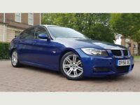 BMW 3 Series 2.0 320d M Sport Saloon 4dr Diesel Automatic ((3 MONTHS WARRANTY+IMMACULATE))