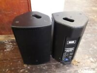 Turbosound NUQ8DP,pair,new,retail up to £5k!!