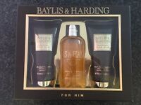 baylis & harding gift set for him