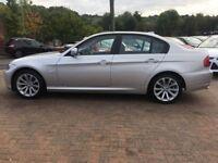 2009 BMW 320D SE 2.0,AUTO,DIESEL,17''ALLOYS,LEATHER TRIM,CLIMATE CTRL,PARKNG SNSRS,HPI CLR,LOW MILES