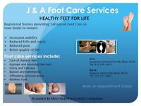 Advanced Foot Care Services