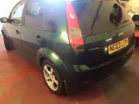 Ford Fiesta 1.4 ztech for swaps