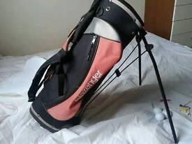 Slazenger Kids Golf Bag