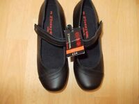 Girls School shoes size 2