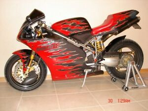 Ducati Performance 2002 998sw999r engine only 1 in the World SBK