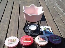 yankee candle burner and melts all genuine