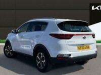 2020 Kia Sportage 1.6 Gdi 2 Suv 5dr Petrol Manual s/s 130 Bhp Estate PETROL Manu