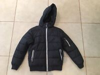 H&M Kids Navy Puffer Jacket