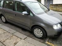 2006 VW Touran 1.9 TDI Diesel 7 Seater Cheap Reliable Immaculate 1 Year MOT 1...