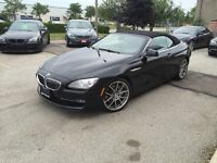 2012 BMW 6 Series Sports Convertible