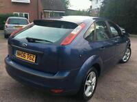 Ford Focus Petrol 2006 Full Service History Long MOT Just Serviced & Valeted.