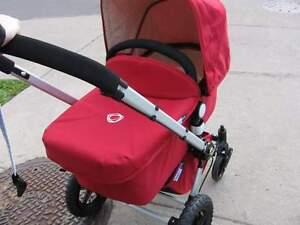 Bugaboo stroller 2 in 1 for $600