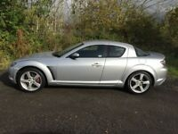 L@@K Mazda Rx-8 192ps **65000 MILES**Full Leather**BOSE Audio** 12 MONTHS MOT**