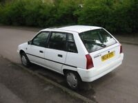 Very good reliable runner very low mileage 34K long MOT end of April 2019 S/roof