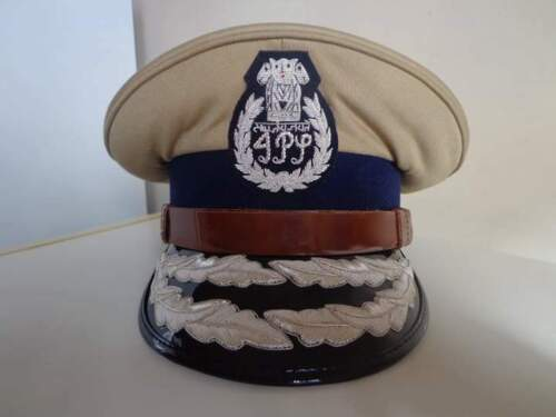 Indian police commissioner