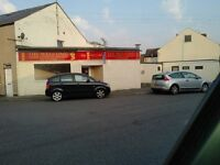 Chinese Takeaway suitable for other A3/A5 uses inc cafe, ILKESTON, TO LET/FOR SALE fully equipped