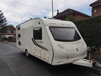 Sprite Major 6 Berth caravan 2011. Plus Motor Mover and 400 Kampa awning.