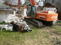 SPRING 15% DISCOUNT ON DEMOLITION, EXCAVATION & CONCRETE