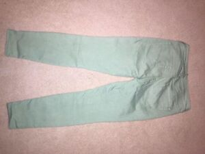 Mint Green Pacsun High Wasted jeans