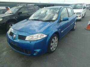WRECKING 2004 Turbo Renault Megane RS Sport 225 Stock no: N0113 Wingfield Port Adelaide Area Preview