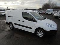 Peugeot Partner 750 S 1.6 Hdi 92 Van DIESEL MANUAL WHITE (2014)