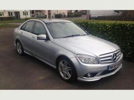 Mercedes-Benz C Class 2.1 C200 CDI Sport 4dr £6250 Great Price