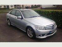 Mercedes-Benz C Class 2.1 C200 CDI Sport 4dr £6250 Great Price