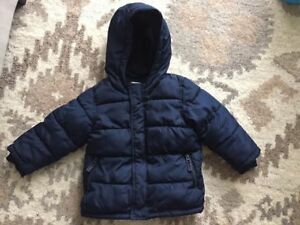 4T Boys Old Navy Frost Free Winter Jacket