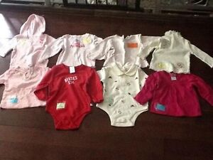 6 - 12 month baby girl clothes