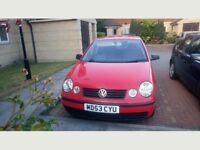 VOLKS POLO FOR SALE!! One Female Owner...