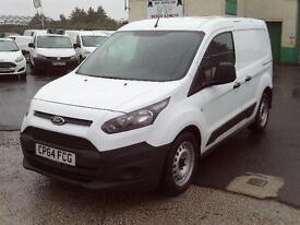 Ford Transit Connect T200 swb 1.6tdci 75ps DIESEL MANUAL WHITE (2014)