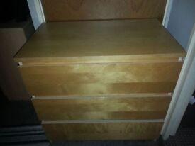30,00 NOW,,Chest of drawers, LIKE NEW