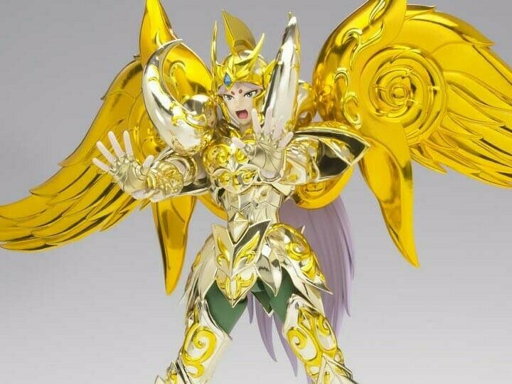 Saint Seiya Myth Cloth EX Aries Mu God Cloth
