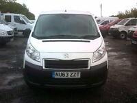 Peugeot Expert 1200 1.6 Hdi 90 H1 Van DIESEL MANUAL WHITE (2013)