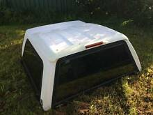 Hilux duel cab, Flexiglass canopy Cairns Cairns City Preview
