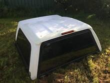 Hilux duel cab, Flexiglass canopy Cairns Cairns City Preview